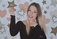 BIANCA HEINICKE - A3 Poster (42 x 28 cm) - Bibis Beauty Palace YouTube Bibi NEU