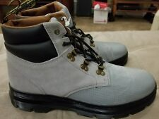 NEW Dr. Martens Rakim Air Wair Bouncig Soles Boots Gray Mens 9