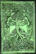 BM2 Bob Marley impresión Hippie Rasta colgante de pared de algodón comercio justo 80x110 Cm