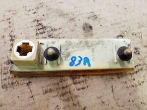 FRONT RIGHT BUMPER AMBER CORNER PARK LIGHT   FITS 91-94 CHEVROLET GMC