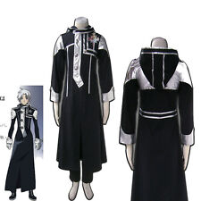 D.Gray-Man Allen Walker Cosplay Costume Adult Carnival Masquerade Party Any Size