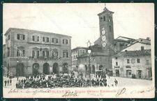 Macerata Tolentino cartolina QK6548