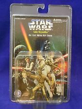 Star Wars 1996 Luke Skywalker Die Cast Metal Key Chain – MIMP – Placo Toys