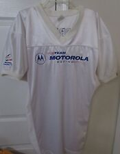 Michael Andretti #39 Team Motorola Racing Promotional Jersey XL White