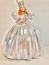 "San Francisco Music Box Wizard of Oz Glinda the Good Witch 18"" Figure"