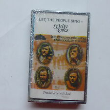 k7 THE WOLFE TONES Let the people sing TRC 1007