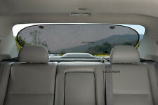 CARFU Nylon Mesh Black Rear Front Window Car Curtain (Foldable) For Creta