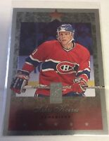 SAKU KOIVU 1995-96 Donruss Elite  RC MONTREAL CANADIENS # 167 Rookie