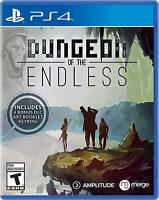 Dungeon of The Endless - Sony Playstation 4 [NTSC, Pixel Art, Indie Fantasy] NEW