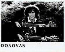 Donovan Hurdy Gurdy Man 1992 Promo Photo Correspondence