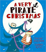 A Very Pirate Christmas, New, Timothy Knapman Book