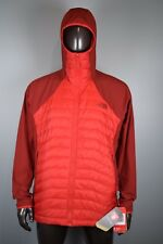 NWT! Mens North Face Progressor Insulated Hybrid Hoodie Jacket sz XL Red