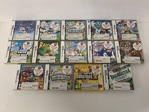 Nintendo Ds Games Bundle - PLEASE READ