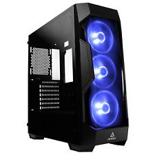 Antec DF500 RGB Black Midi Tower Gaming Case - USB 3.0