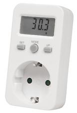 Strommesser Energiemesser Stromzähler Steckdose Messgerät Energiekosten 3600W