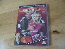 Dr Who Series 1 Episodes 1 and 2 DVD