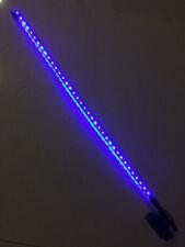 Luminous violin bow rod crystal violin luminous, Blue LED lights