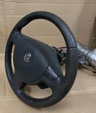 Vauxhall Corsa 1.2 Petrol Steering Wheel & Column 3110394