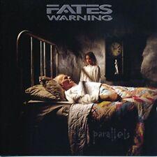 Parallels [Digipak] by Fates Warning (CD, Jan-2018, Metal Blade)