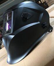 Black500 New Solar Auto Darkening Certified Welding/grinding Helmet w/ 4 sensors