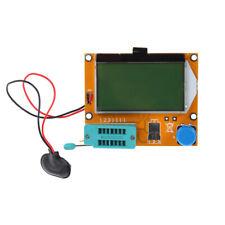 New Lcr T4 Atmega328 Digital Transistor Tester 12864 Lcd Capacitance Esr Meter