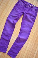 cf0b64195067 MARC O`POLO Damen Cordhose Hose W28 L32 neu Model  Skara Slim Purple Berry