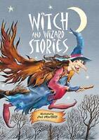 Witch and Wizard Stories (Fantasy Stories), Jane Launchbury, Very Good Book