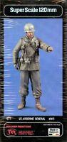 Verlinden 120mm 1:16 US Airborne General WWII Resin Figure Kit #471