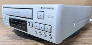 ONKYO K-V77 Stereo cassette tape Deck DOLBY NR Seller w/Tracking K-V77