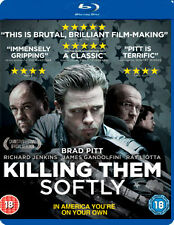 KILLING THEM SOFTLY - BLU-RAY - REGION B UK