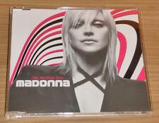 MADONNA Die Another Day GERMAN 1 TRACK PROMO CD SINGLE PR03599 MINT!!