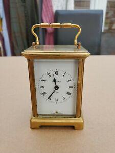 Vintage Bayard 8-Day Carriage Clock  - Good Working Order