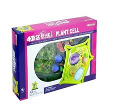 Famemaster 4D Science Plant Cell Anatomy Model Science Learning Set 26701 New