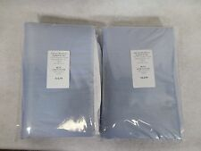 REUSABLE UNDERPAD Blue. Lot of(2) Heavy Duty 34x36 Washable Incontinence Be