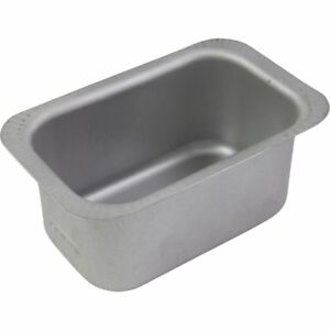 Replacement Stainless Water Pan for Horizontal or Vertical Round Smoker Charcoal