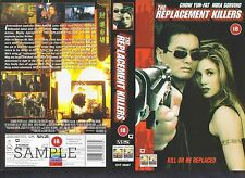 The Replacement Killers, Chow Yun-Fat Video Promo Sample Sleeve/Cover #10948