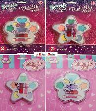 Pretend Make Up Kit Play Set Glamour Makeup Girls Kids Toy Cosmetic Lipstick Eye