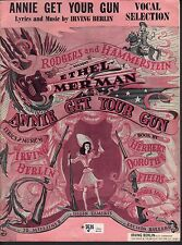 Annie Get Your Gun Vocal Selections Sheet Music