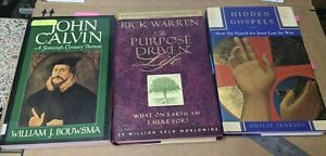 books OWNED by Anne Rice - religion -  with her annotations & labels