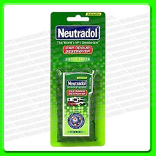Neutradol Car Odour Destroyer Super Fresh Scented Sachet [12MS] Green