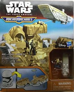 Star Wars: The Force Awakens - Micromachines - First Order Stormtrooper