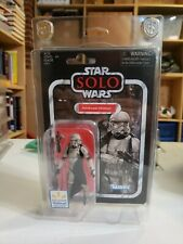 Star Wars The Vintage Collection Mimban Stormtrooper VC123 w/FigureShield