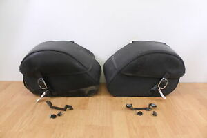 2004 HONDA VT750C VT 750  SHADOW Saddle Bag Saddlebag PAIR