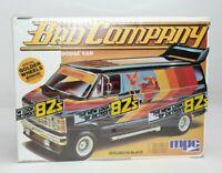 MPC Bad Company Dodge Van 1/25 Scale Plastic Model Kit 1-0445 New Sealed
