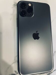 Apple iPhone 11 Pro  - 128GB - Space Grey Unlocked A2160