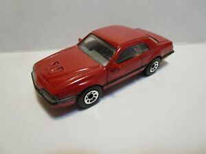 VINTAGE  MATCHBOX T-BIRD TURBO COUPE  ***NEW CONDITION***