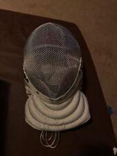 American Fencing Company Sabre Mask Extra Small Size 350N New In Box