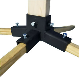 Shooting Target Stand for 2x4 Riser, 2x2 Legs, AR500 Steel Targets