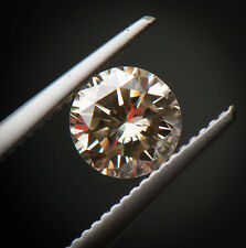 GIA Certified Laser Inscribed Loose Round Brilliant 0.32ct SI1 Diamond
