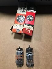 7247 Tube Tubes RCA GE Britain 2 Total Tested